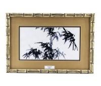 """Вышитая картина """"Бамбук"""""""