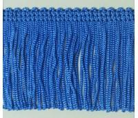 Бахрома 50 мм, цвет королевский синий