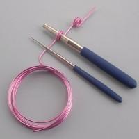 Набор инструментов (5-ти ступенчатых мандрелей) для формирования колец разных диаметров
