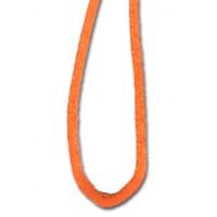 Шнур атласный SAFISA 1,5 мм, 25 м, цвет 61, оранжевый