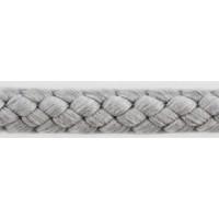 Шнур PEGA полиэстровый, цвет светло-серый, 6,0 мм