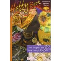 """Журнал """"Hobby Book"""", секреты создания искусства с Tex Art"""