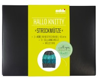 Набор для вязания шапки Hello Knitty Strickmuetze