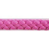 Шнур PEGA полиэстровый, цвет ярко-розовый, 6,0 мм