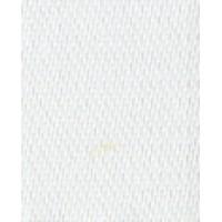Лента атласная двусторонняя SAFISA, 11 мм, 25 м, цвет 02, белый
