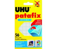 Клеевые подушечки PATAFIX прозрачные, 56 шт