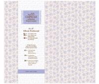 Заготовка для альбома French Lavender, 20,3 x 20,3 см