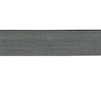 Тесьма брючная PEGA, цвет серый, 15 мм