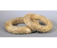 Венок из соломы, 35 см