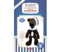 """Набор для изготовления интерьерной игрушки """"Медведь Илларион"""""""