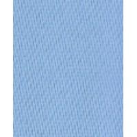 Лента атласная двусторонняя SAFISA, 11 мм, 25 м, цвет 04, светло-голубой