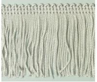 Бахрома 50 мм, цвет жемчужно-серый