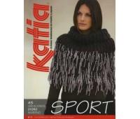 """Журнал """"KATIA SPORT"""" (инструкции на английском языке)"""