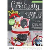 Журнал CREATIVITY № 52 - Ноябрь 2014