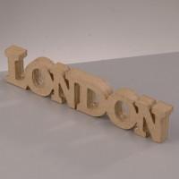 """Заготовка из папье-маше """"Лондон"""", бумага, 21,7 x 4 x 1,5 см"""