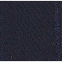 Лента атласная двусторонняя SAFISA мини-рулоны, 15 мм, 3,5 м, цвет 15, антрацит