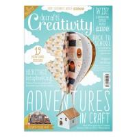 Журнал CREATIVITY № 73 Август - 2016