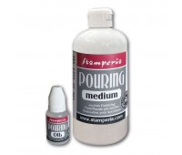 "Набор для техники смешивания красок ""Acrylic Pouring"""