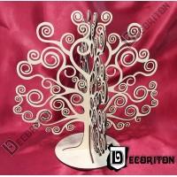 Дерево 3D 25 см