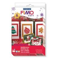"""Набор для создания декораций Fimo soft """"Рождество"""""""
