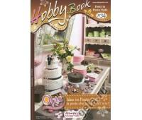 """Журнал """"Hobby Book"""", идеи из пасты Opla"""