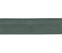 Тесьма брючная PEGA, цвет серо-зеленый, 15 мм