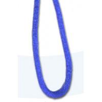 Шнур атласный SAFISA 1,5 мм, 25 м, цвет 42, голубой