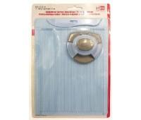 Доска для биговки, набор для создания конвертов, сгибания и разметки бумаги c дыроколом