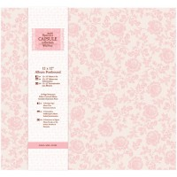 Заготовка для альбома Wild Rose, 30,5 x 30,5см
