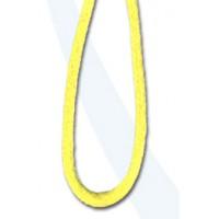 Шнур атласный SAFISA 1,5 мм, 25 м, цвет 32, желтый
