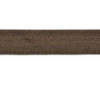 Тесьма брючная PEGA, цвет светло-коричневый, 15 мм