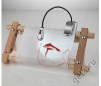 Лампа-клипса портативная