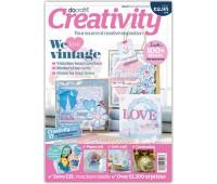Журнал CREATIVITY № 37 январь/февраль 2013