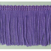 Бахрома 50 мм, цвет фиолетовый