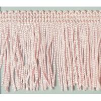 Бахрома 50 мм, цвет розовый