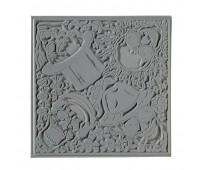 Коврик текстурный для полимерной глины