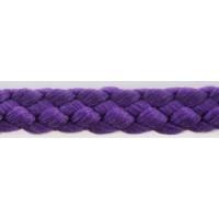 Шнур PEGA полиэстровый, цвет фиолетовый, 6,0 мм