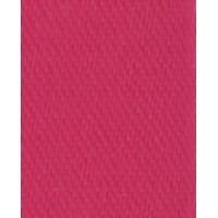 Лента атласная двусторонняя SAFISA, 11 мм, 25 м, цвет 20, фуксия