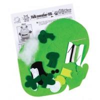 """Набор для создания игрушки из войлока """"Стакс"""", высота 20-30см"""