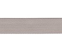 Тесьма брючная PEGA, цвет серо-бежевый, 15 мм