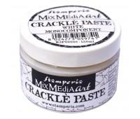 """Паста для создания трещин, моно-компонент """"Crackle Paste"""", серия """"Mix Media"""""""