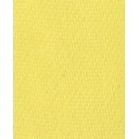 Лента атласная двусторонняя SAFISA, 11 мм, 25 м, цвет 09, лимонный