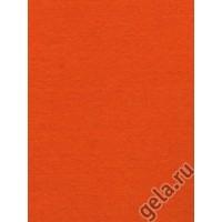 Лист фетра, 100% вискоза, 20 х 30см х 1мм, 120 г/м2, оранжевый
