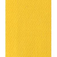 Лента атласная двусторонняя SAFISA, 11 мм, 25 м, цвет 22, темно-желтый