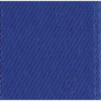 Лента атласная двусторонняя SAFISA мини-рулоны, 11 мм, 4 м, цвет 13, темно-синий
