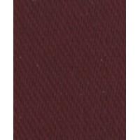 Лента атласная двусторонняя SAFISA, 11 мм, 25 м, цвет 30, бордо