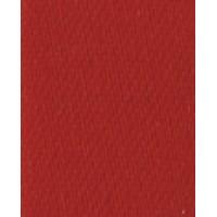 Лента атласная двусторонняя SAFISA, 11 мм, 25 м, цвет 14, красный