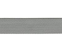 Тесьма брючная PEGA, серый средний, 15 мм