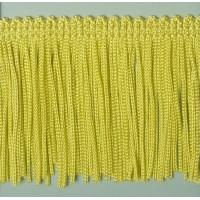 Бахрома 50 мм, цвет желтый