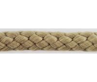Шнур PEGA полиэстровый, цвет бежевый, 6,0 мм